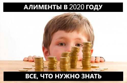 Алименты на ребенка в 2020: размеры, порядок взыскания, долги